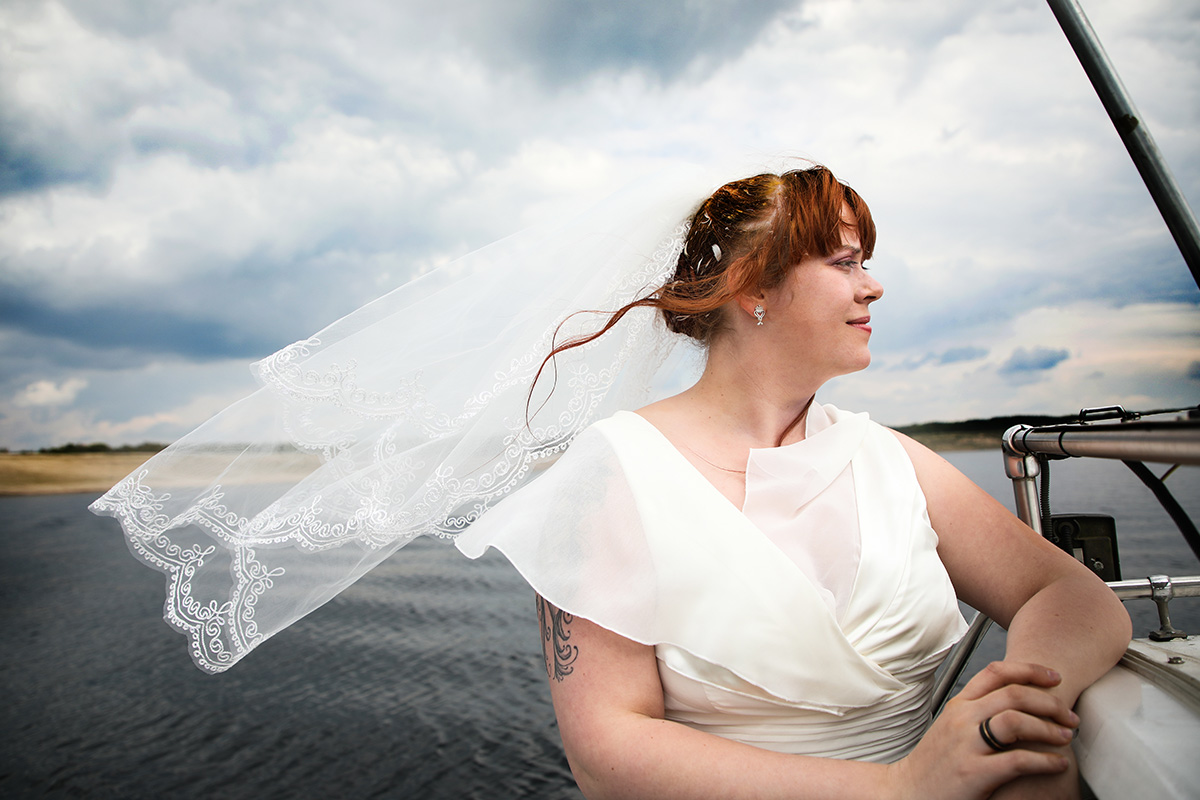 Trash the Dress - Rebecca